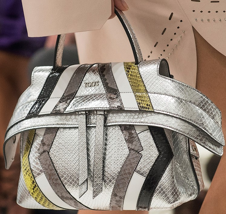 Tod's presents new seriously cool bags