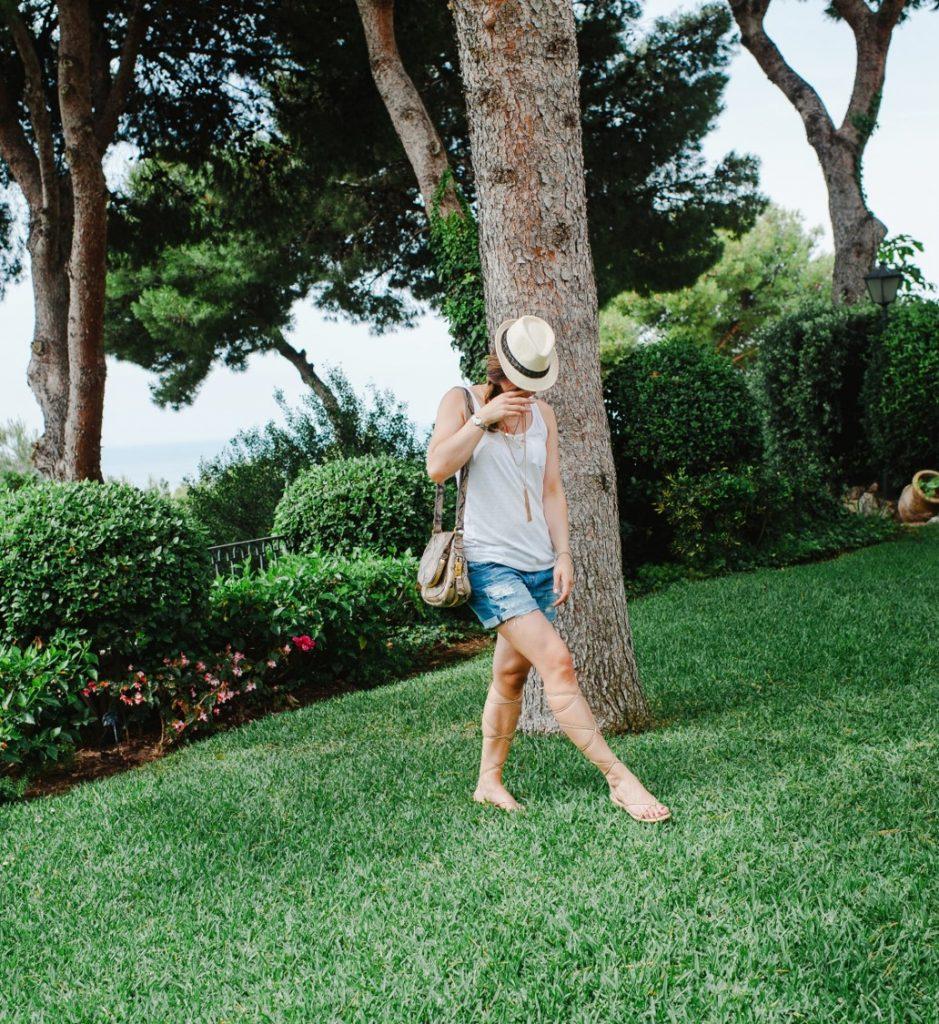 Summer holidays walk and talk