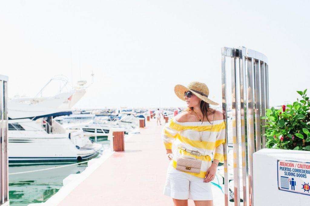 My Puerto Banus summer fashion diary