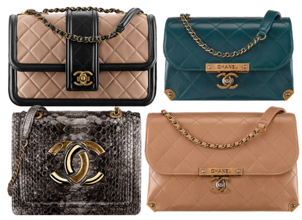 Best bag from the Chanel fall-winter pre-collection 2016