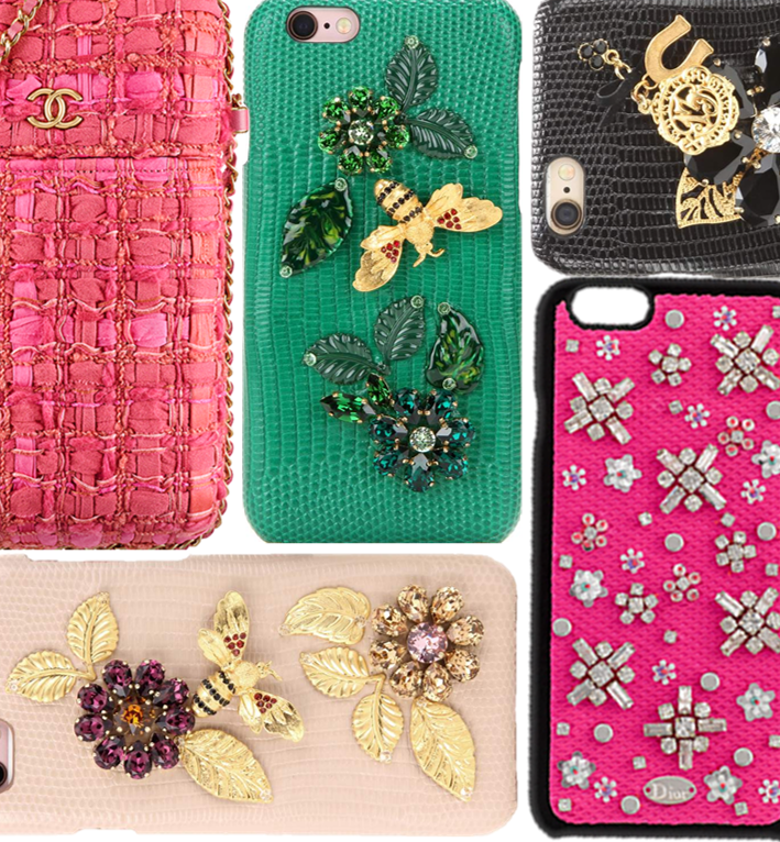 Luxury iPhone cases that will take your fashion statements to the next level