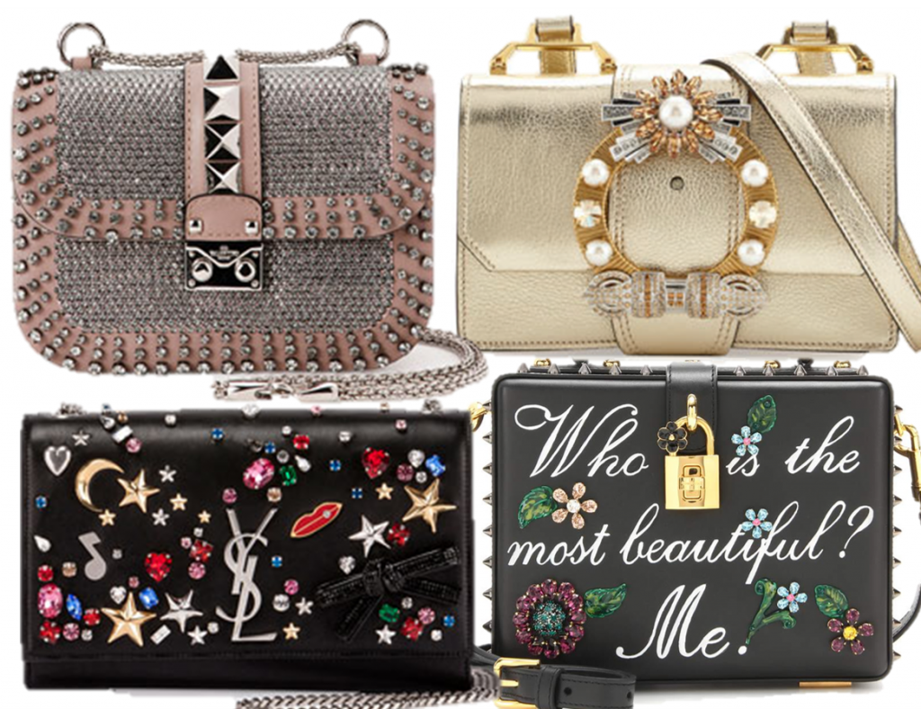 10 best embellished bags you will fall in love with this season