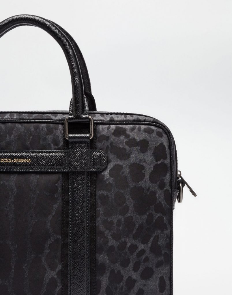 The perfect briefcase to complement every man's personal style