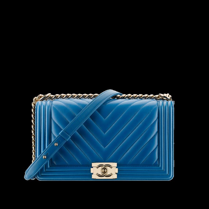 Designer handbags Chanel boy