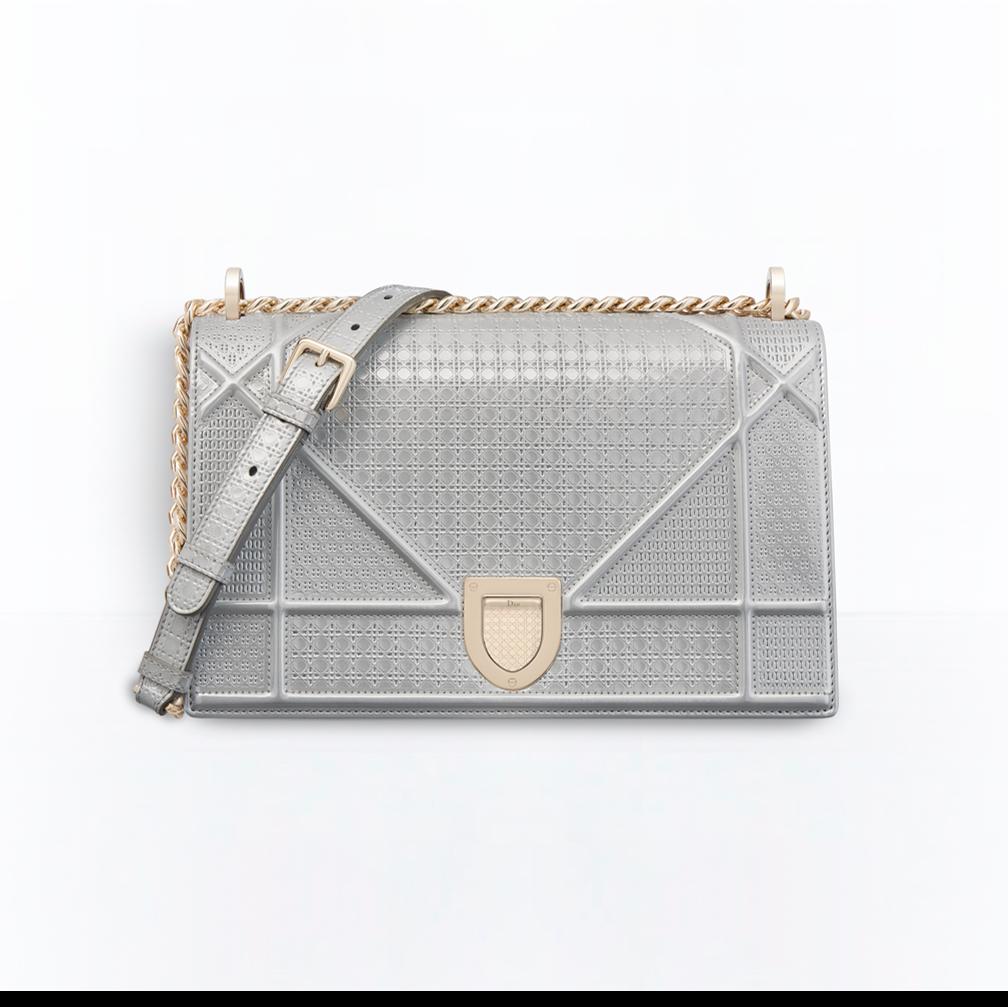 Designer handbags Dior Diorama
