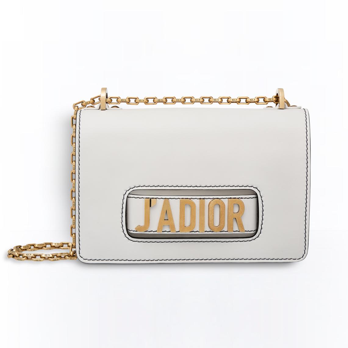 Dior J'adior bag white
