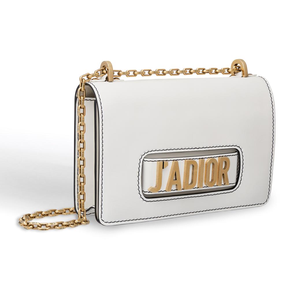Dior Jadior white side