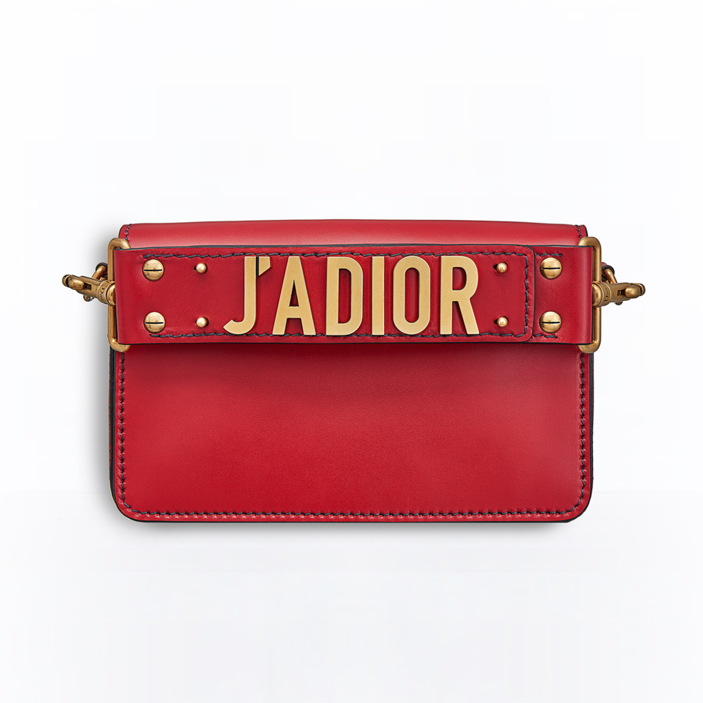 Dior jadior bag red