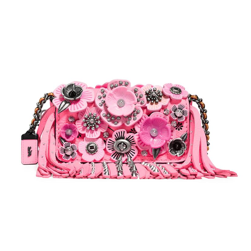 Floral bag Coach