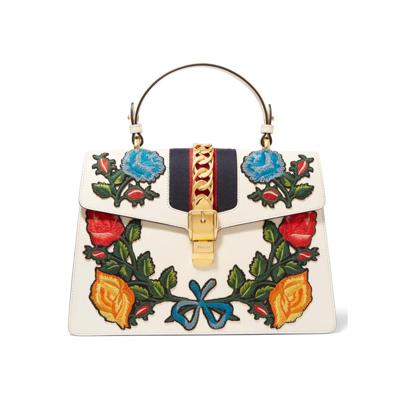 Floral bag Gucci