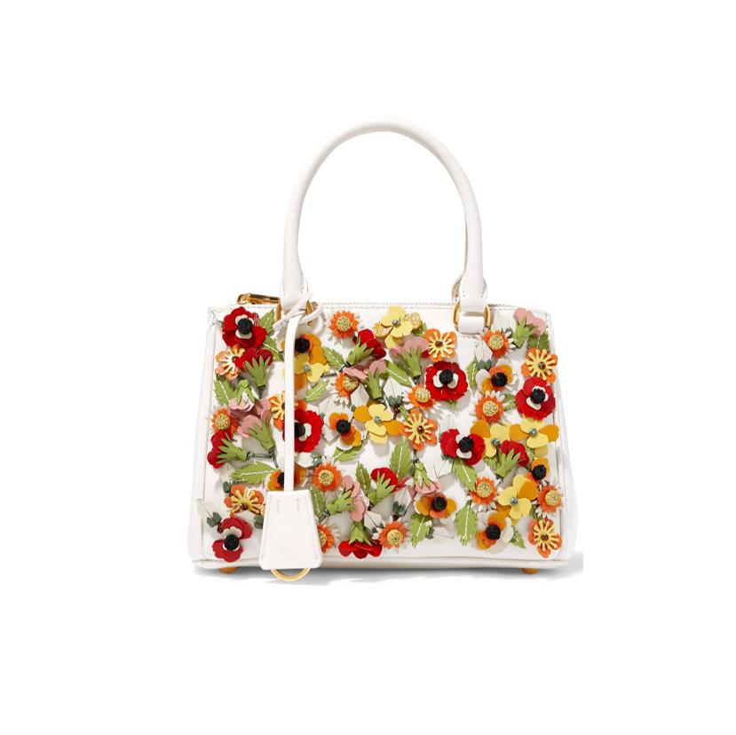 Prada Floral bag
