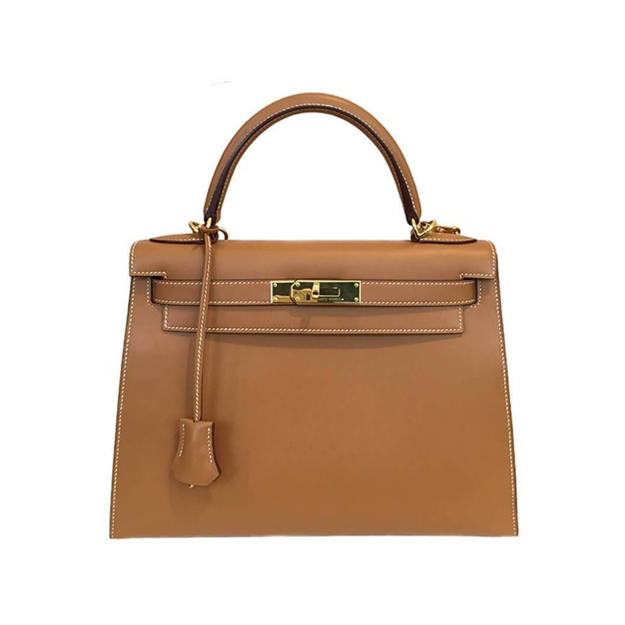 Designer handbags Hermes Kelly