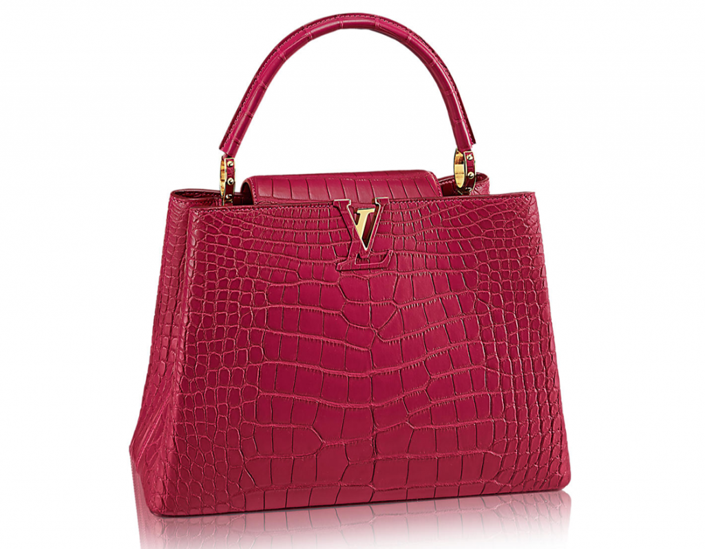 Rare and extraordinary handbags from the Louis Vuitton collection