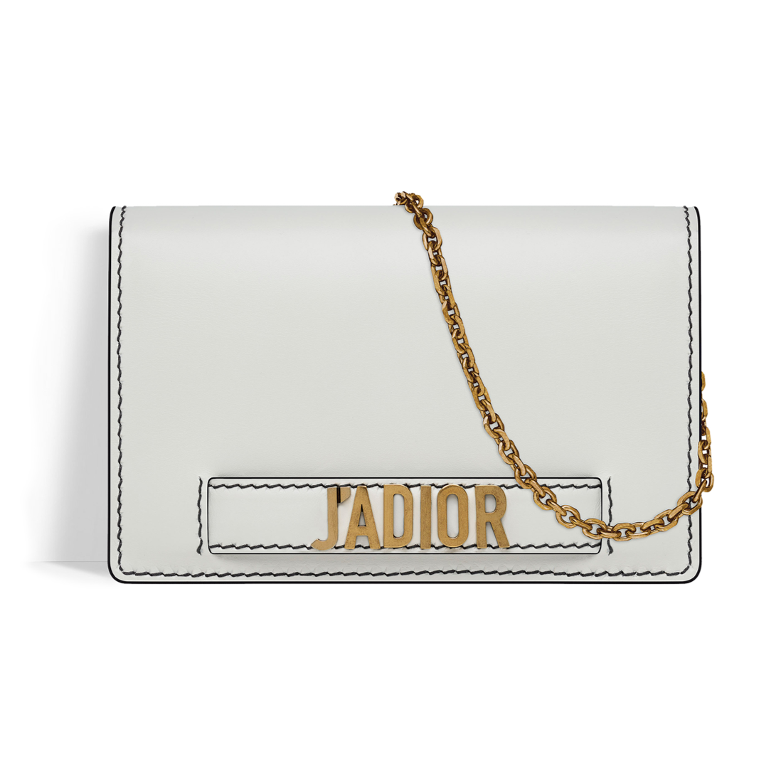 Dior J'adior wallet on chain