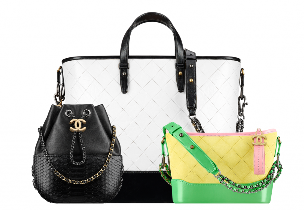 Chanel Gabrielle bag. The launch of a handbag dedicated to Coco Chanel herself