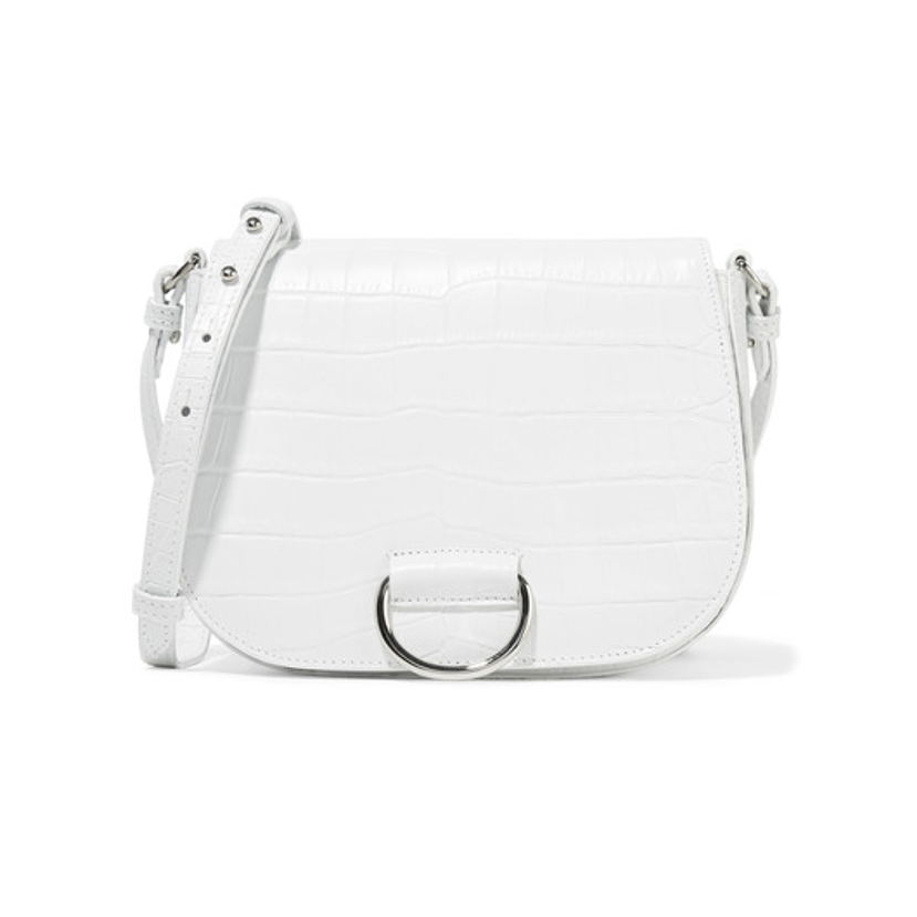 Little Luffner white handbag
