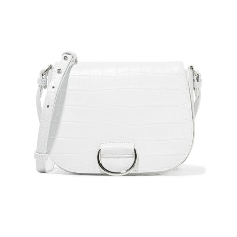 Little Luffner white handbag