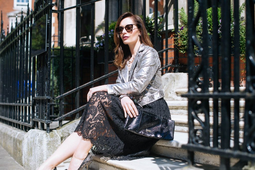 How to wear a midi skirt. My style advice with 3 simple rules