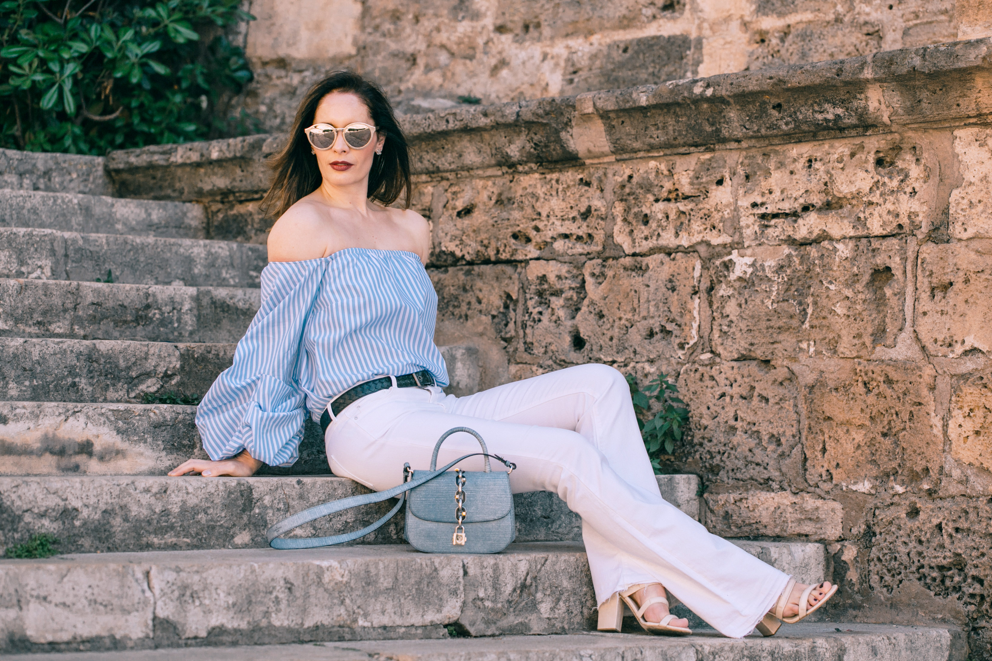 flare jeans past and present