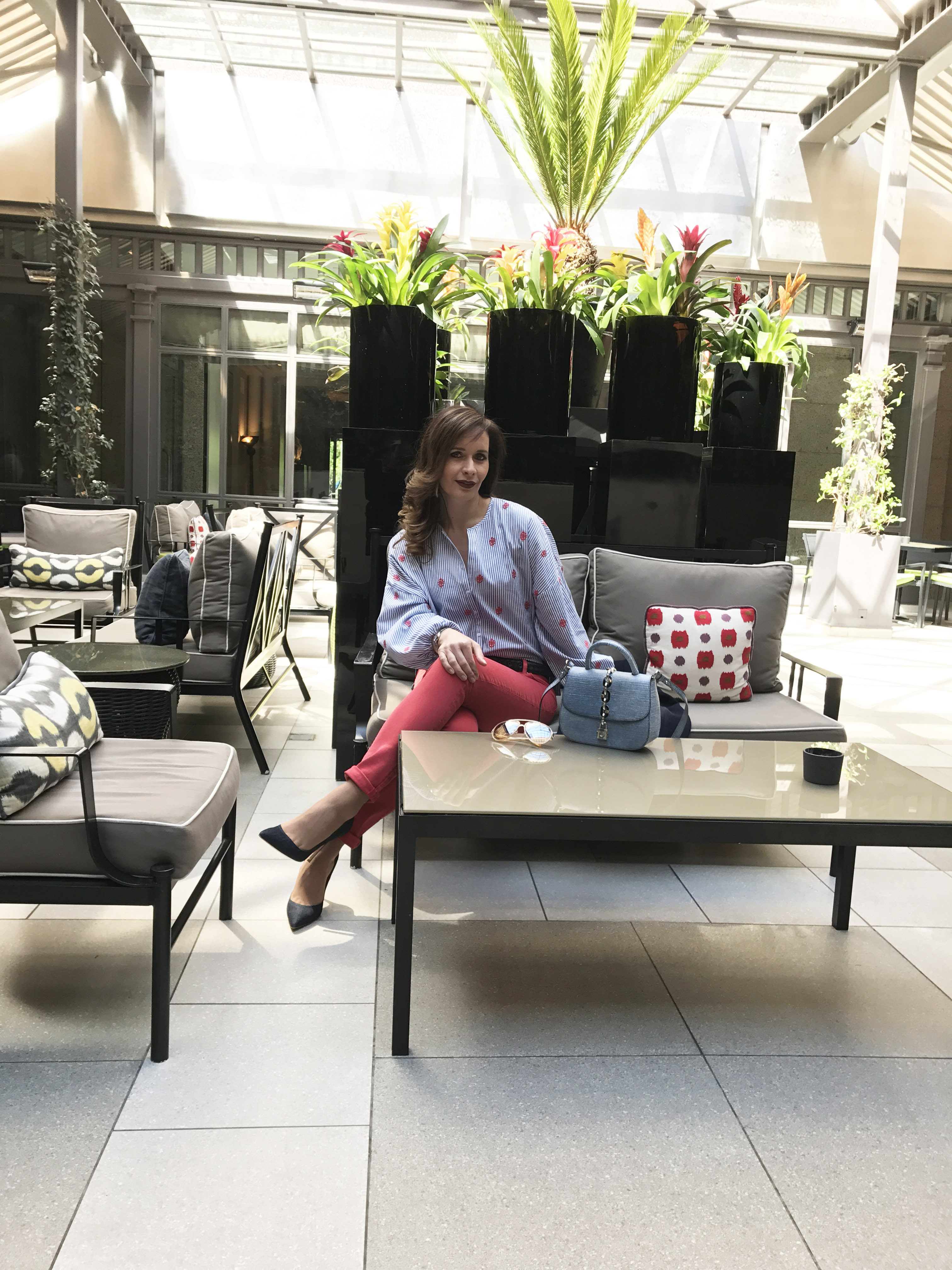 Villa Magna hotel review, Bag Vibes blog