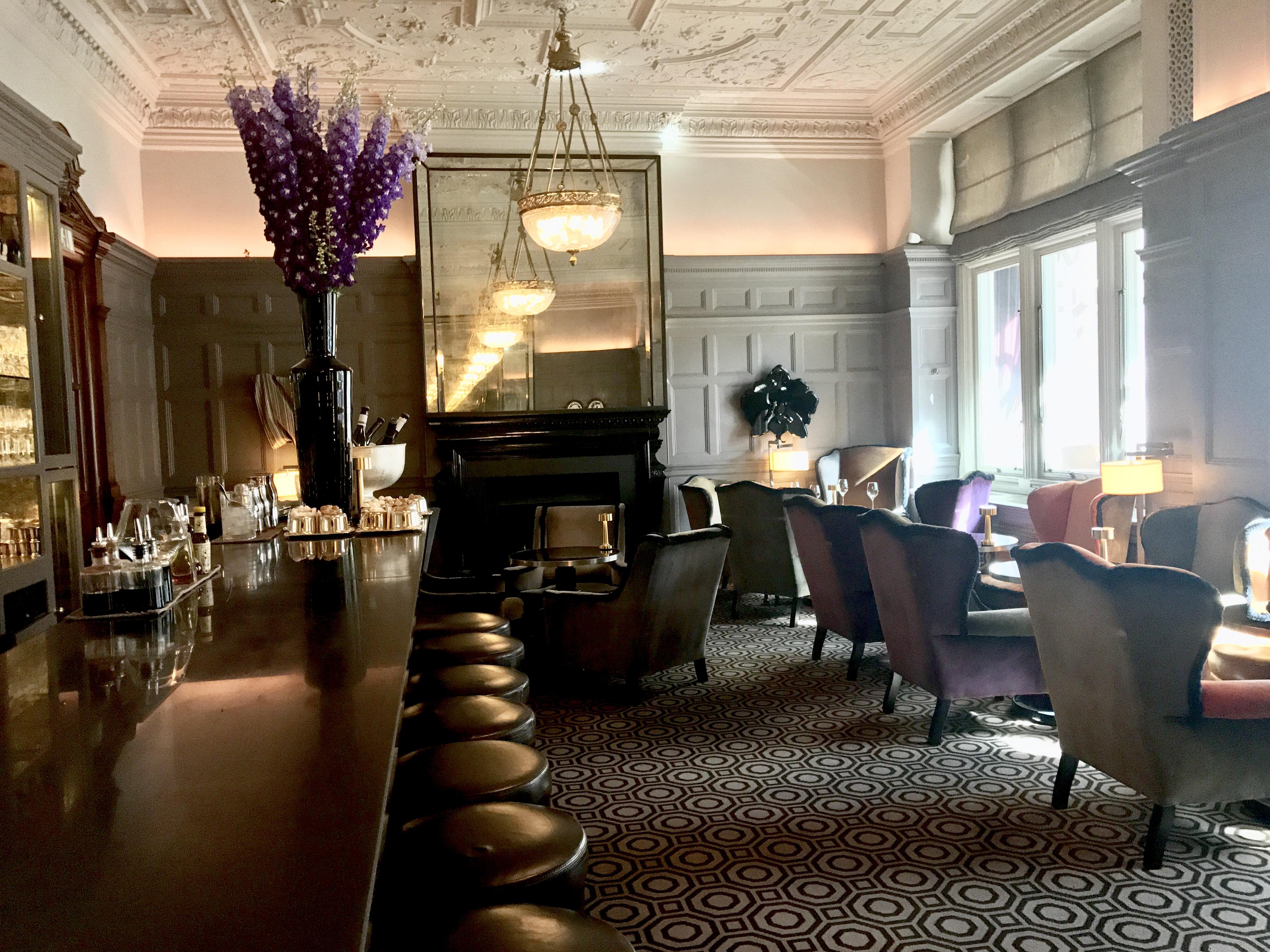 Coburg bar at The Connaught hotel