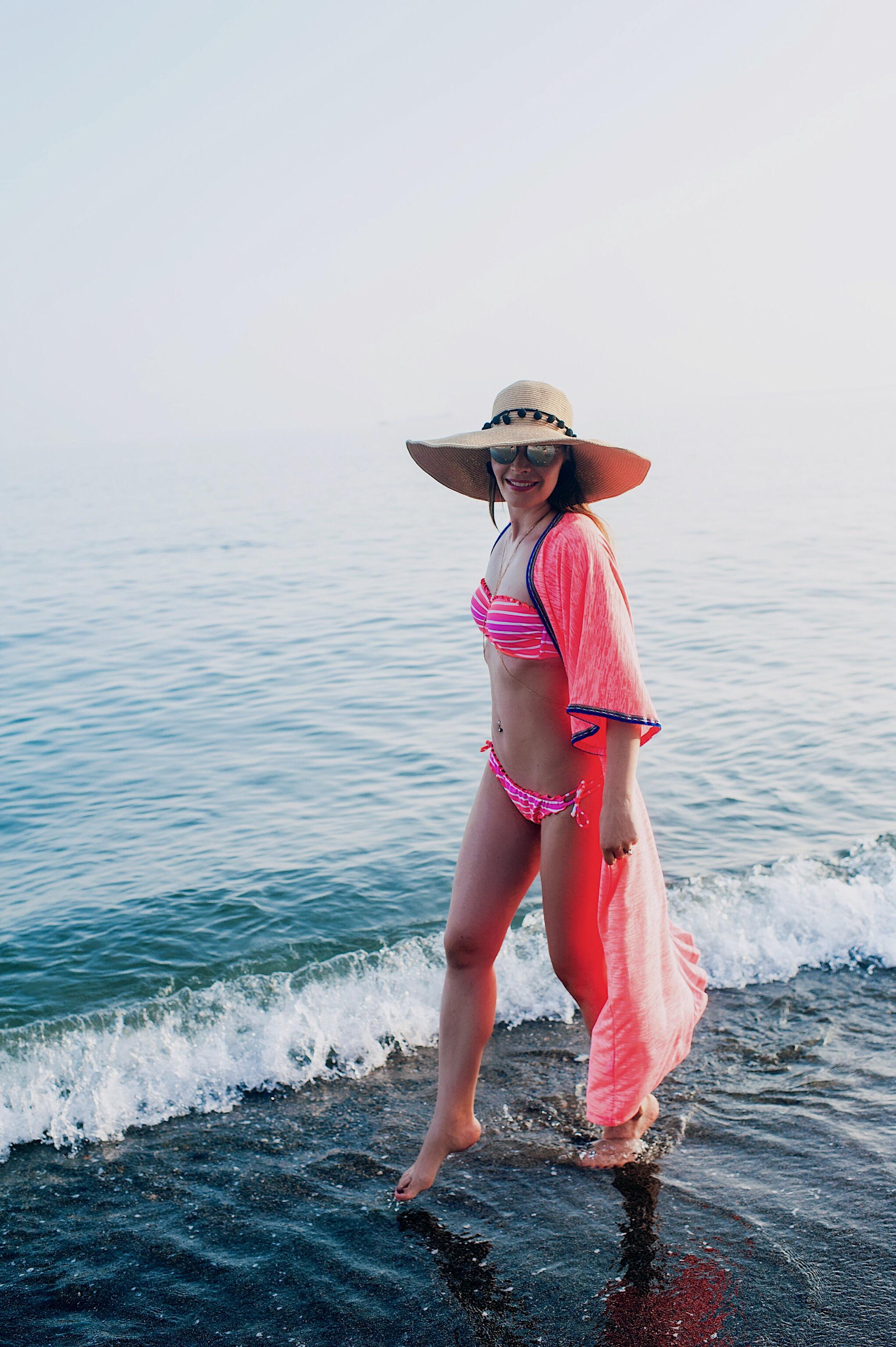 kimono Pitusa beach wear
