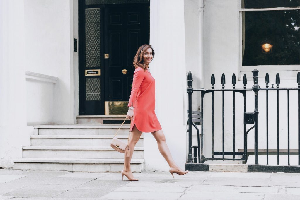 Why this Tara Jarmon dress is my long term saviour when I want to look effortlessly chic