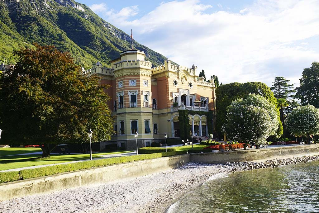 Grand Hotel a Villa Feltrinelli by Lake Garda doesn't do anything less than perfect