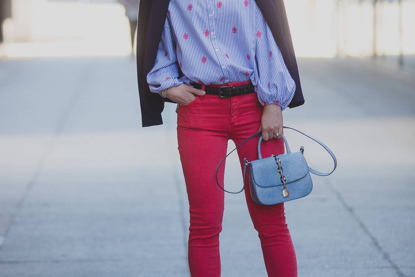 Red jeans and why you should get one right now