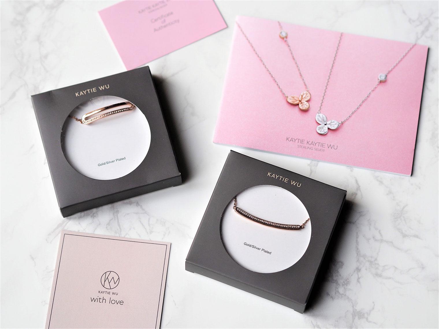 Kaytie Wu jewellery in rose gold