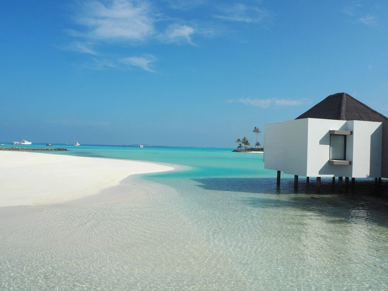 Cheval Blanc Randheli Maldives beach