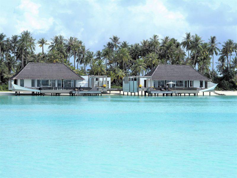 Cheval Blanc Randheli Maldives water villa