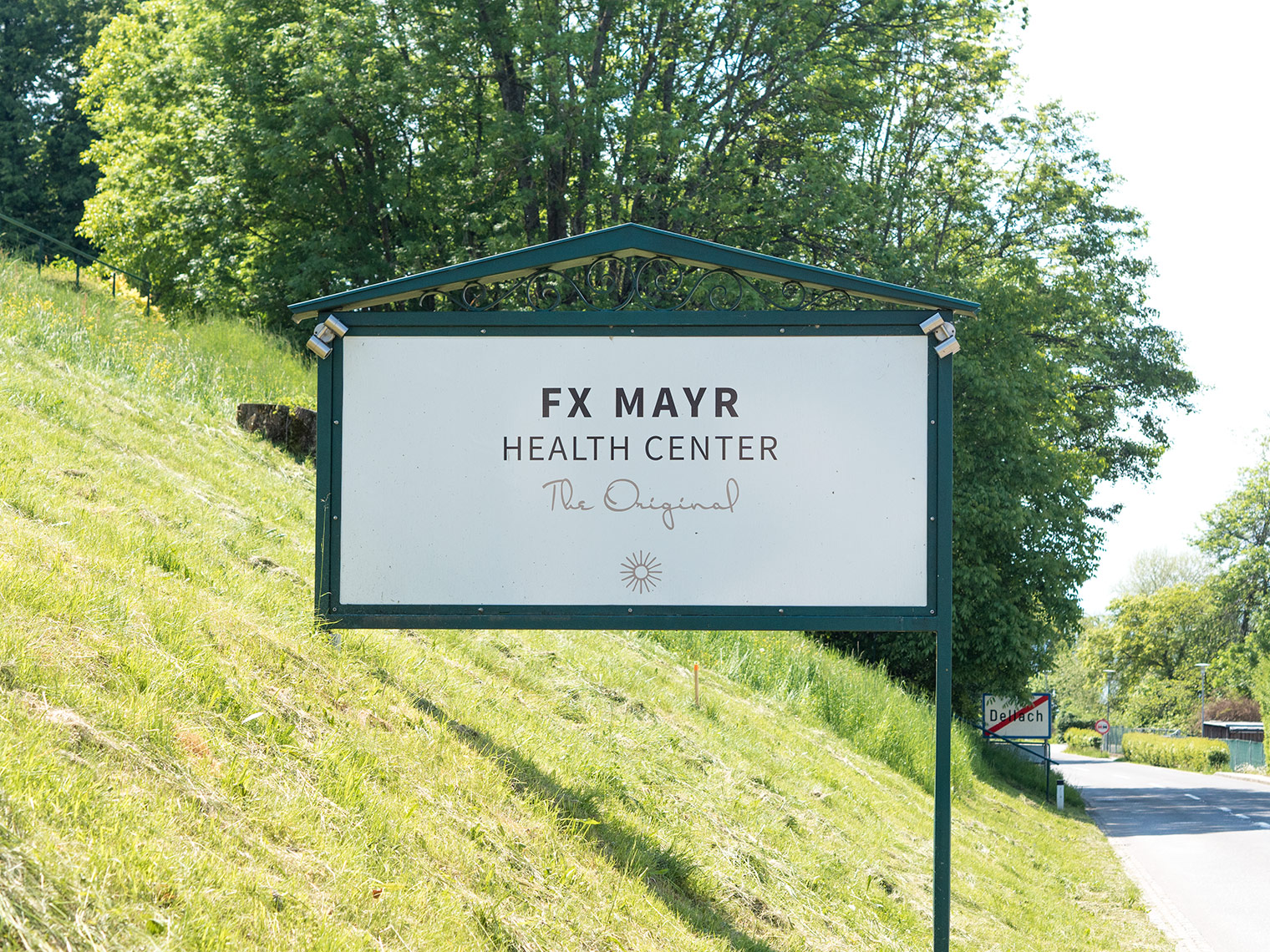 Day by day review of The Original FX Mayr clinic in Austria by Chic Journal