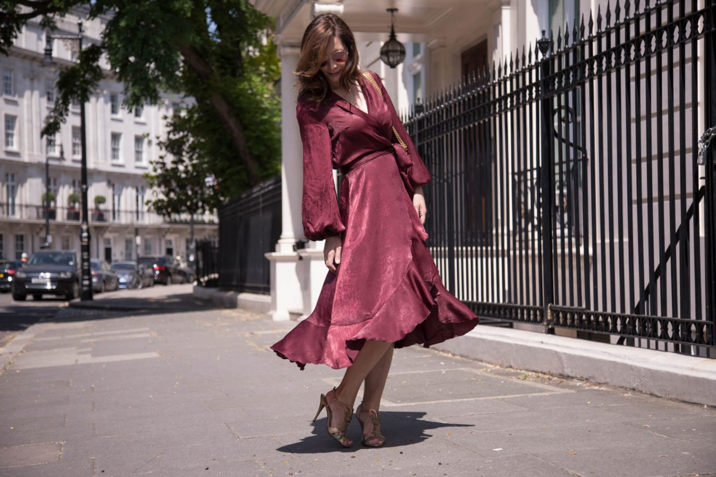 Why to buy a wrap dress this summer