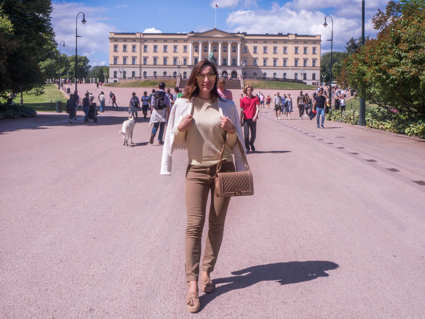 Petra from Chic Journal in Oslo