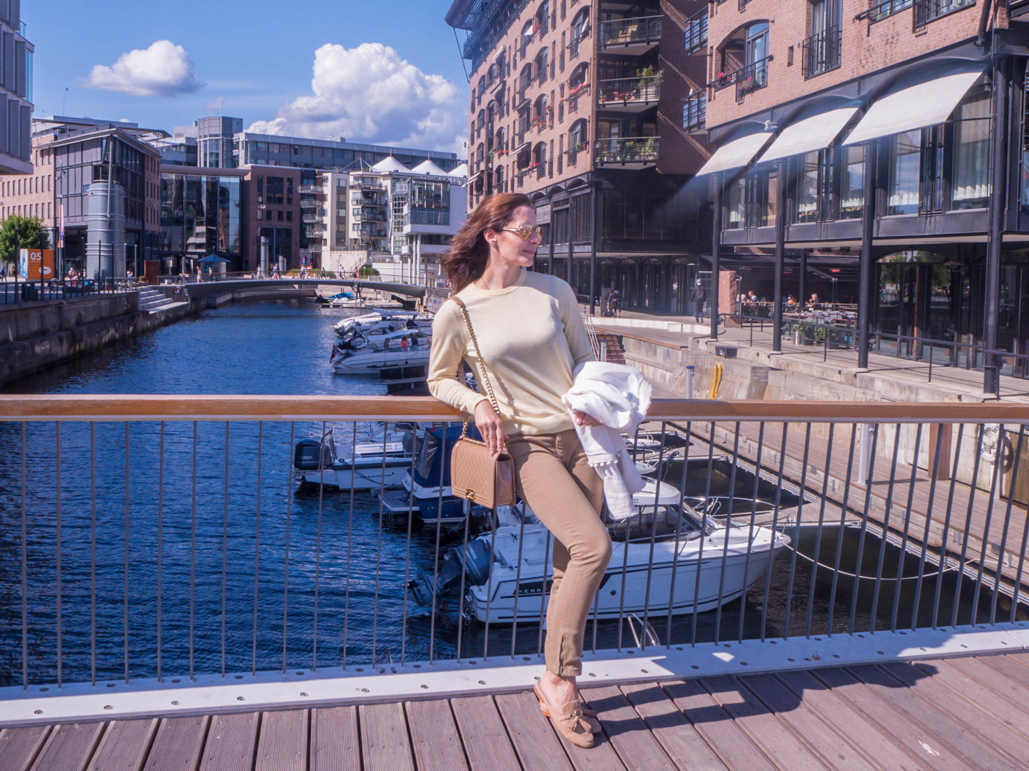 Petra Brisby from Chic Journal on what to see in Oslo