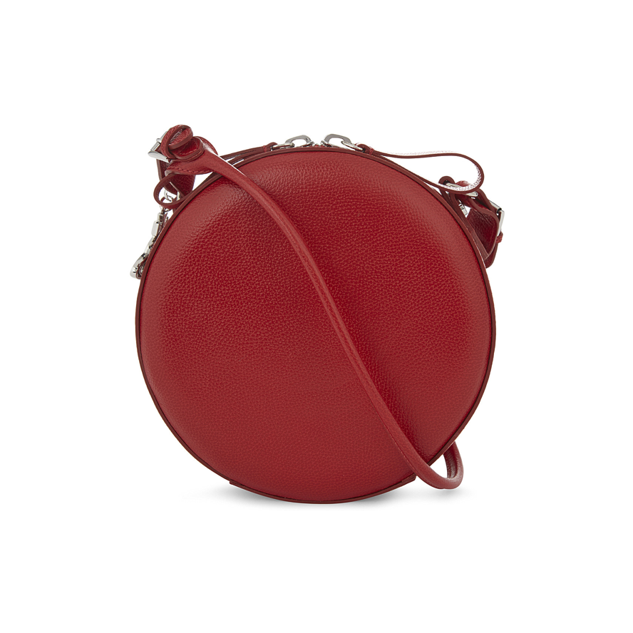 VIVIENNE WESTWOOD Anglomania Johanna medium round cross-body bag