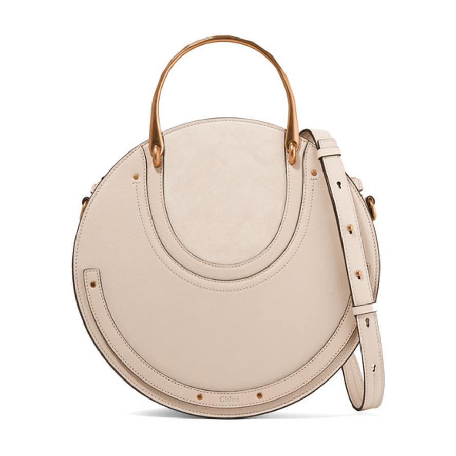 Chloe Pixie round bag