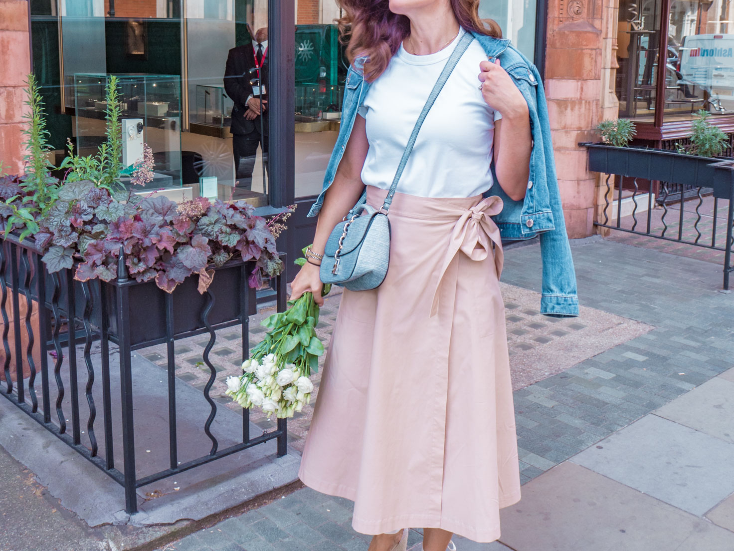 Neutral colours and how to make chic look
