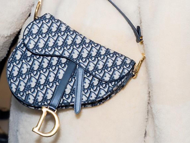 Dior saddle bag makes a big comeback