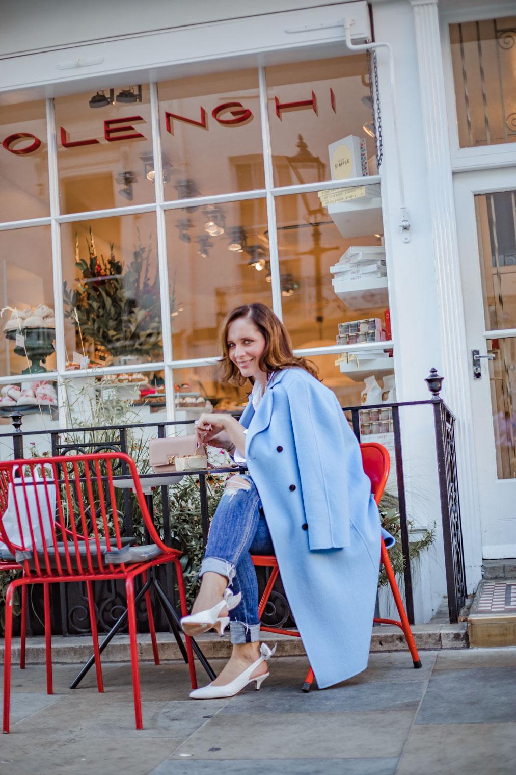 Tips on eating on the go Ottolenghi Knighstbridge London
