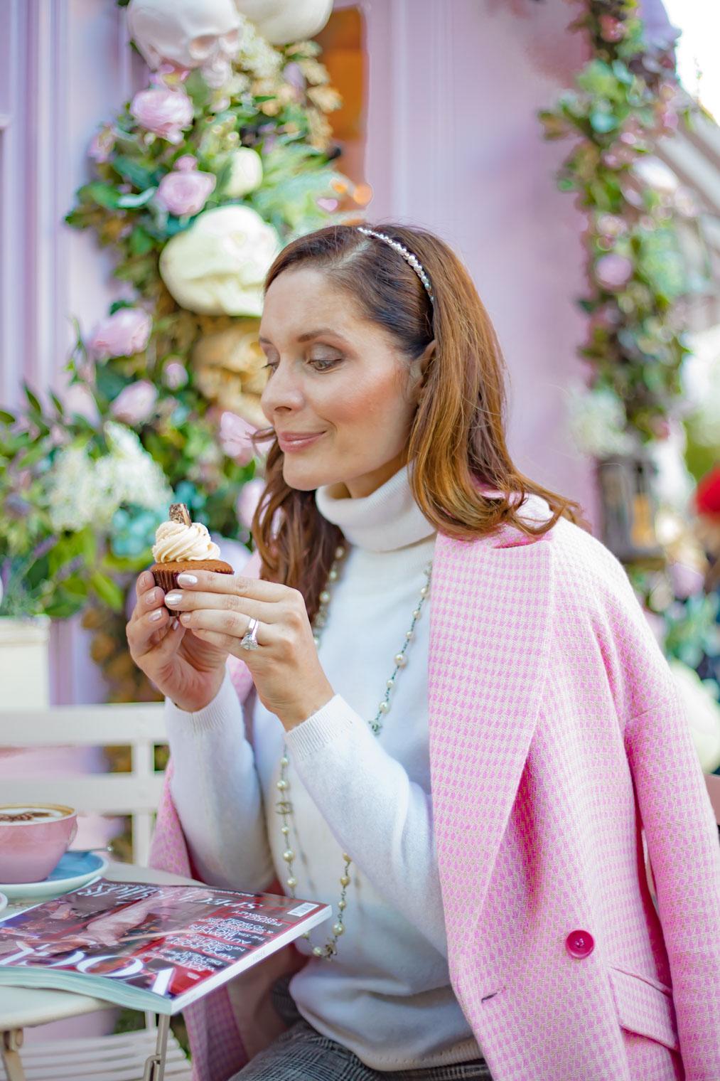 Peggy Porchen cakes London Chic Journal blog
