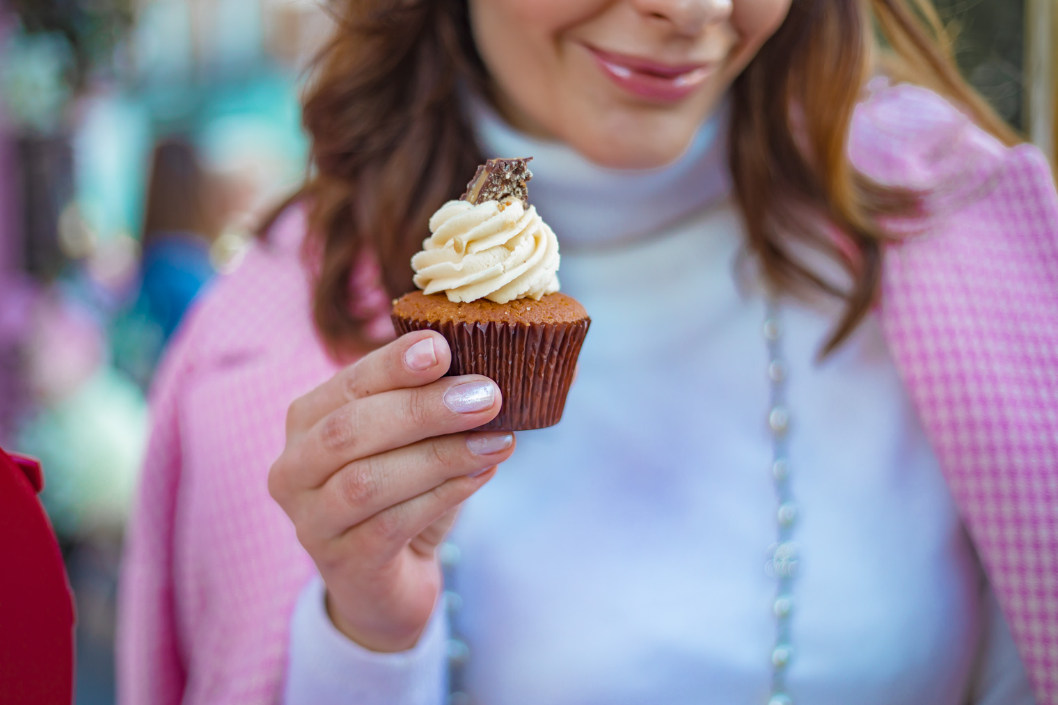 Peggy Porchen cupcake Chic Journal blogger Petra Brisby