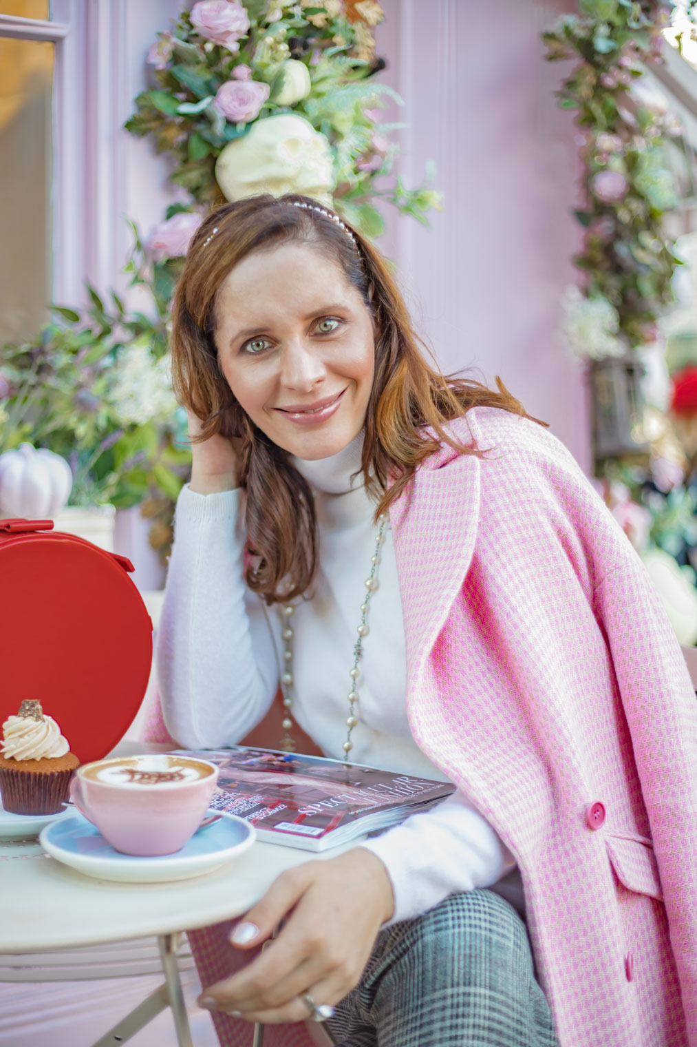 How to take time for yourself and get the most out of it Peggy Porchen cupcakes