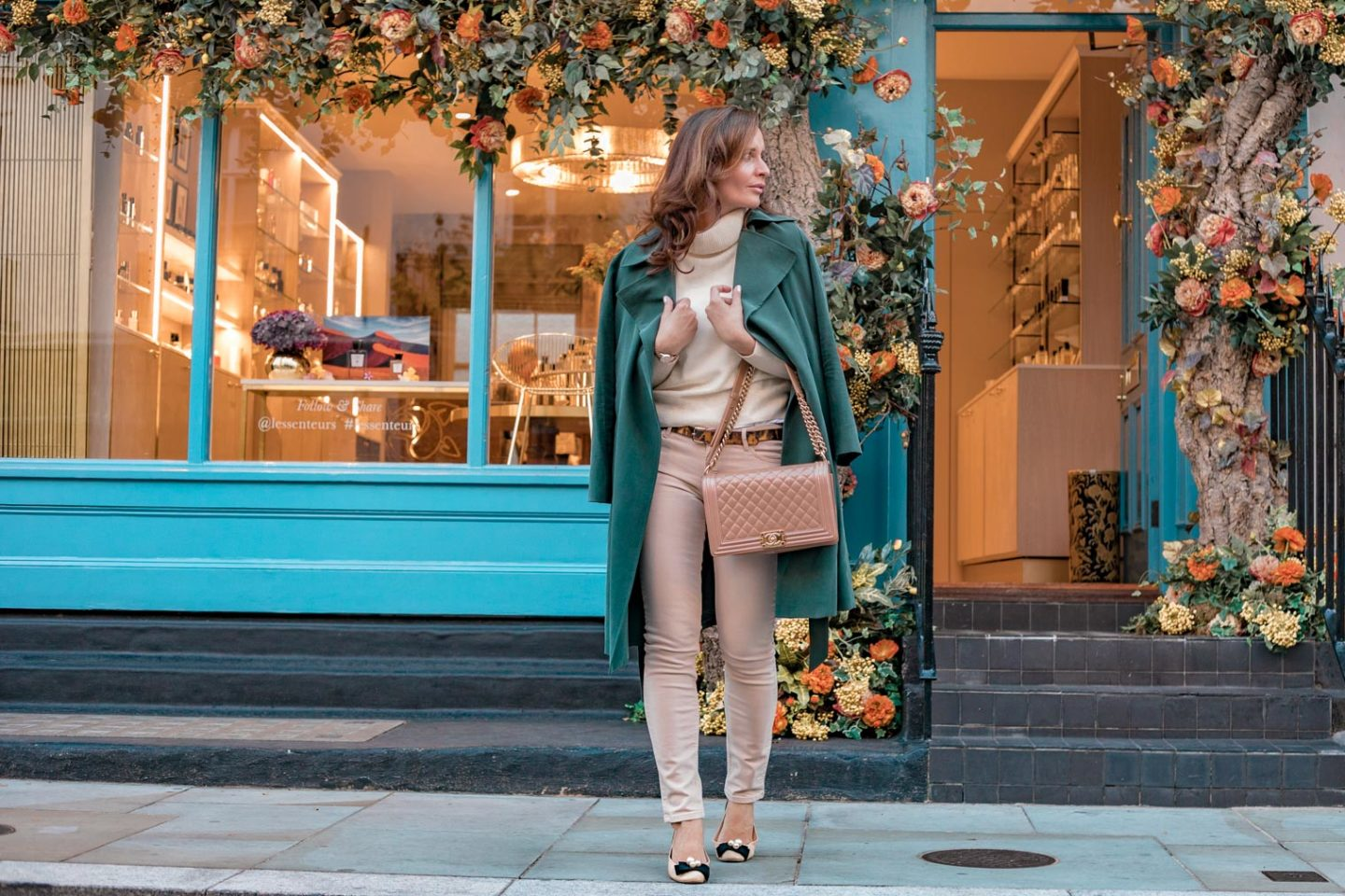 How to look chic in a duster coat