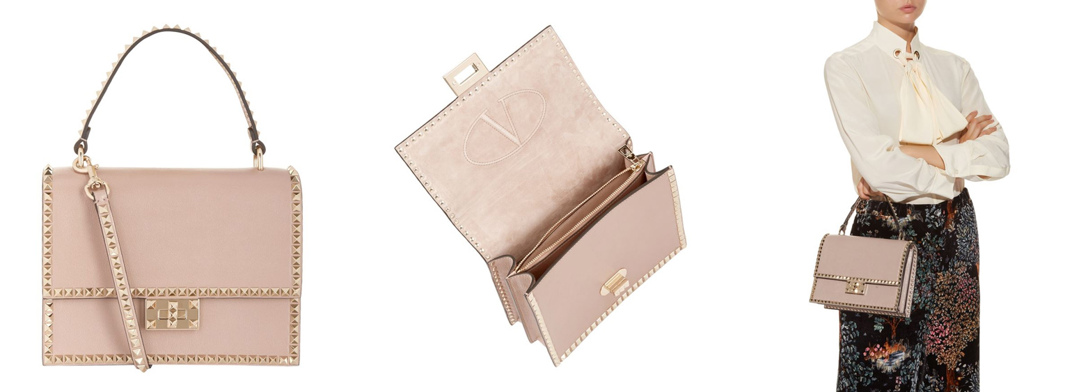Valentino No Limit bag top handle bag beige