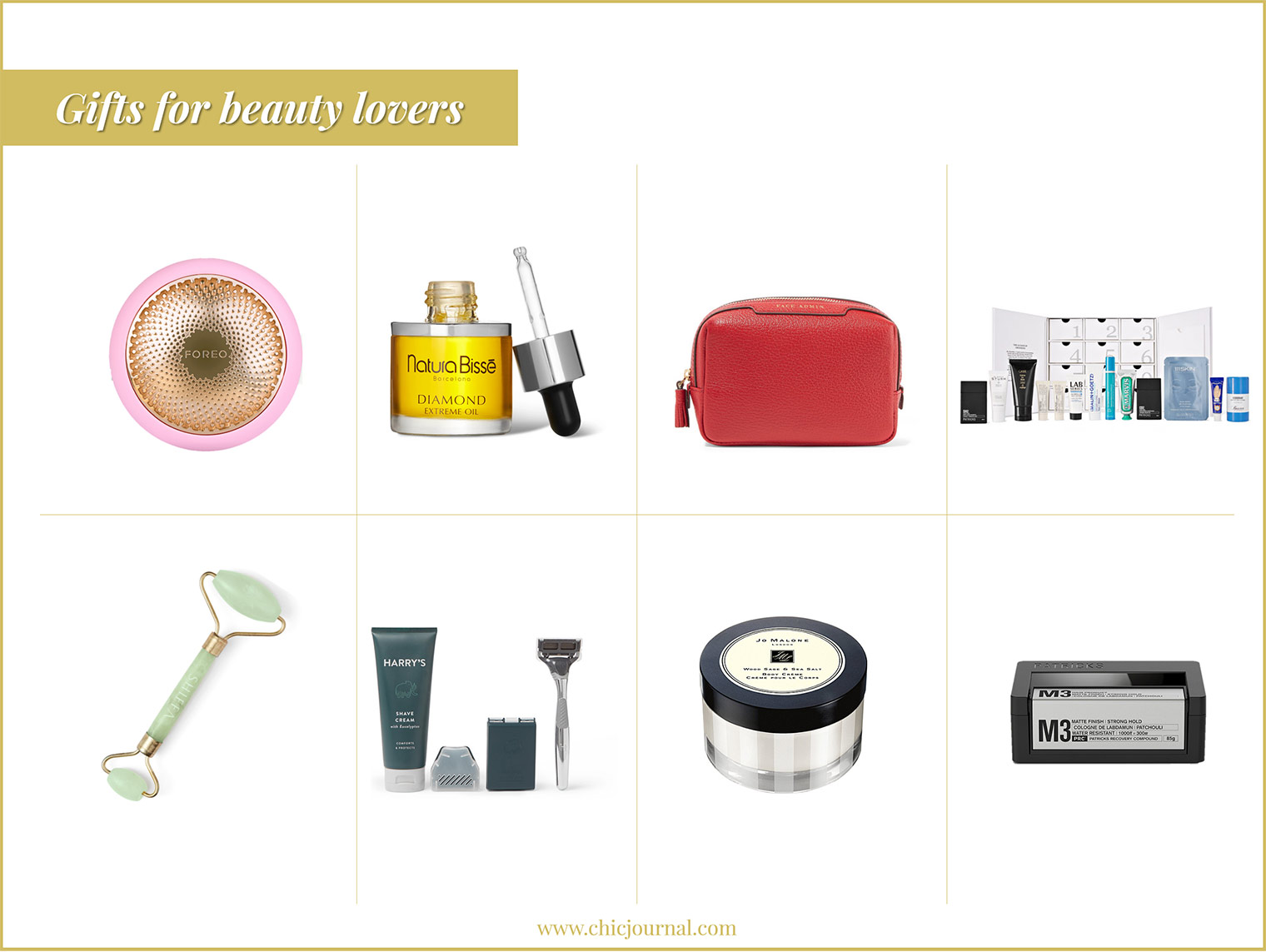 CHRISTMAS BEAUTY GIFTS FOR EVERYONE