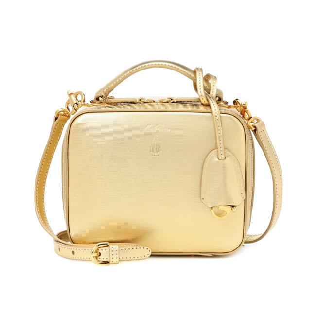 MARK CROSS Baby Laura leather shoulder bag sale