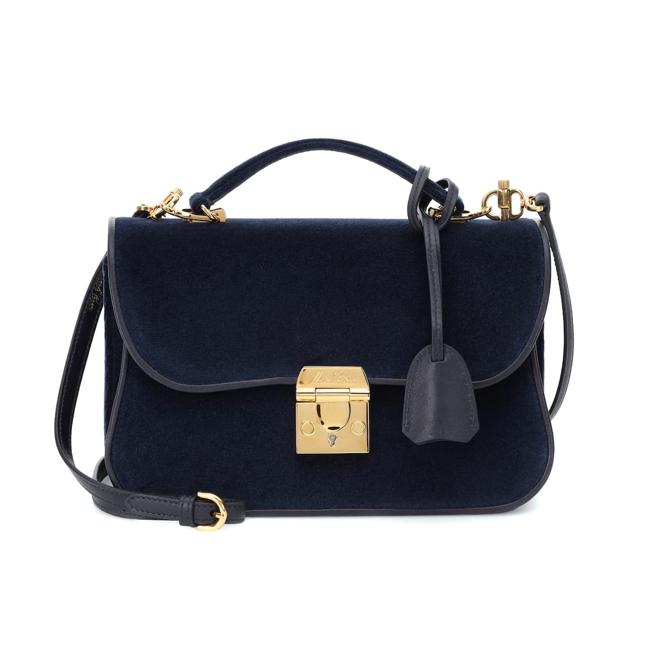 Shoulder bag Dorothy by Mark Cross sale