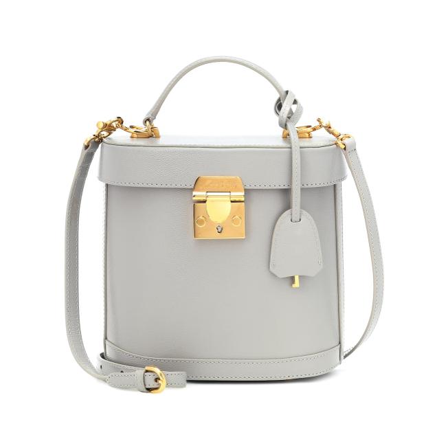 Benchley shoulder bag by Mark Cross sale